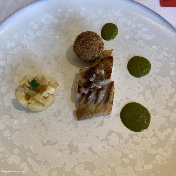 Beurre de Charentes Poitou - Restaurant Antipodes Restauration, chef Denys Colin (Vienne)