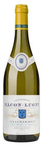 Vins blancs _ Mâcon-Lugny Les Charmes