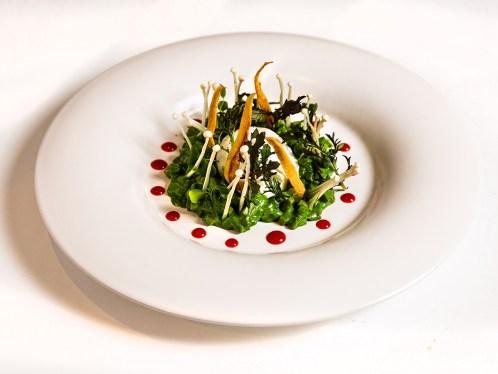 Assaggio restaurant Hotel Castille Collezione Plat fraîcheur