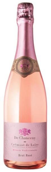 Crémant rosé Alliance Loire Dechanceny- Champagne ou Crémant