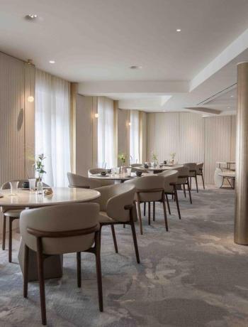 Marsan par Hélène Darroze - restaurant Salle