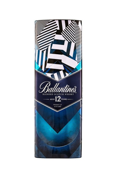 Ballantine's scotch whisky Ecossais - Etuis 2019