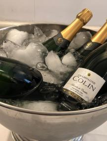 Champagne Colin - Bouteilles