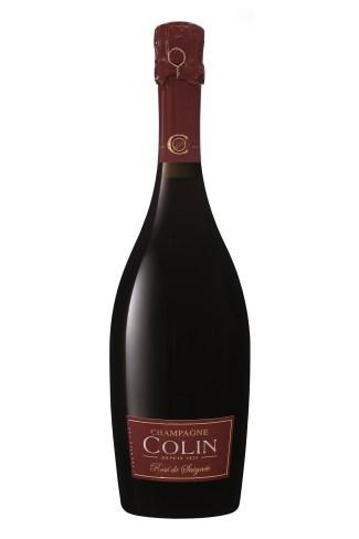 Champagne Colin - Cuvée Rosé de Saignée