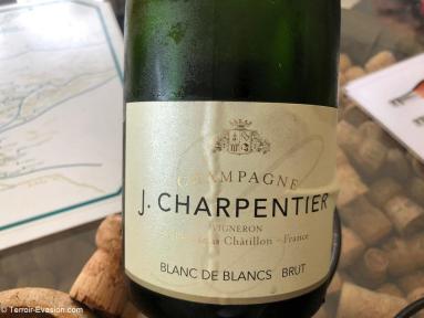 Champagne J.Charpentier - Blanc de Blancs Brut