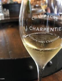 Champagne J.Charpentier - Verre