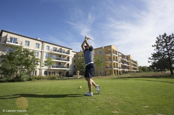 Hôtel 4 & SPA de Fontcaude - Golf