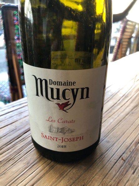 Saint-Joseph AOC - Domaine Mucyn