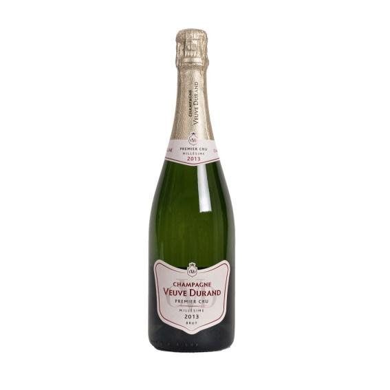 Aldi France un menu de Noël gourmand - Champagne Brut Veuve Durand