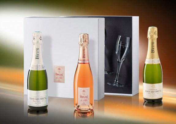 Champagne Edouard Brun et Champagne Jeeper pour l'after Saint-Valentin