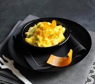 Poutargue ou Boutargue Maison Koskas & Fils omelette