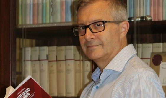 """Inferno 1860 – Un noir napoletano"""" di Marco Lapegna, Rogiosi editore, sarà  presentato alla libreria IOCISTO a Napoli il 17 settembre 2020 - Terronian  Magazine"""