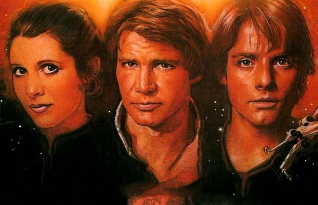 Así pudo ser 'Star Wars VII-IX' de George Lucas