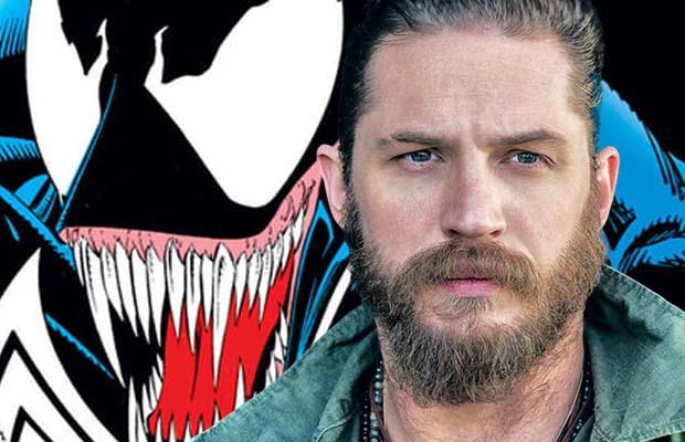 Tom Hardy será 'Venom'; dirige Ruben Fleischer