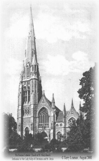 Roman Catholic Churches in Torquay
