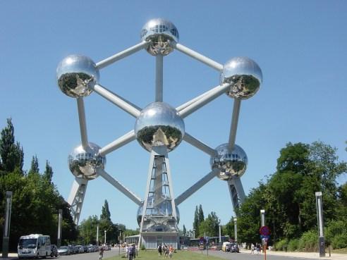 Atomium-Brussels-1