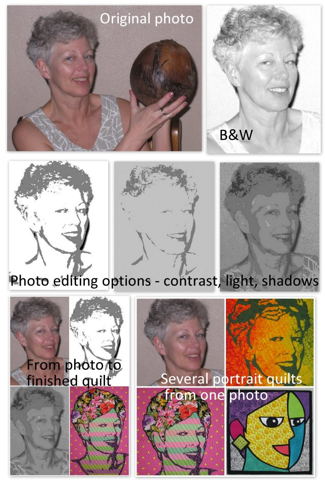 Terry Aske - self-portraits