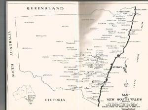 Gold, Mineral & Gemstones Localities.