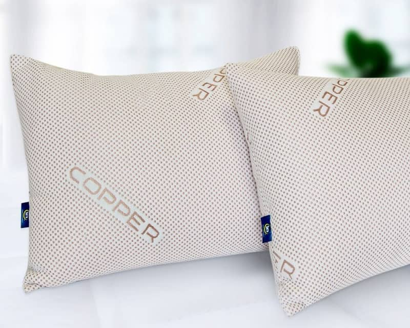 best copper pillow no more mold or