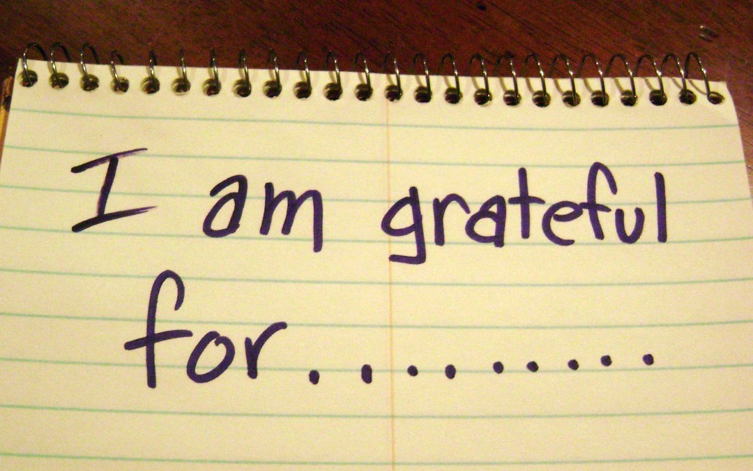 Monday Mindset: Gratitude Can Make You Happier