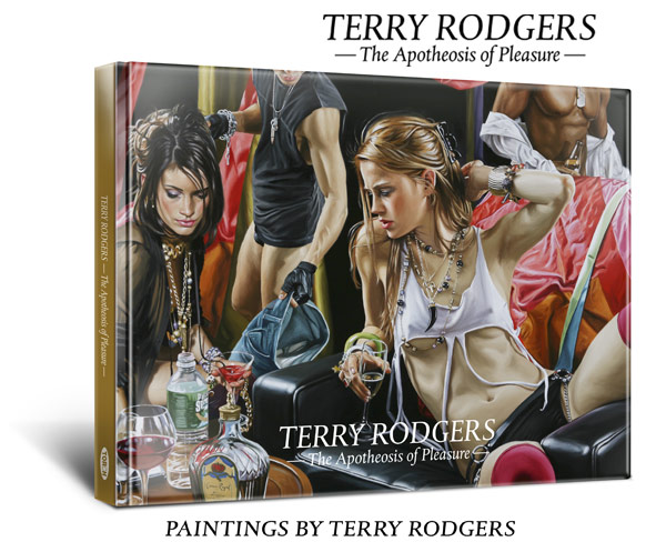 Terry Rodgers -The Apotheosis of Pleasure- (The Netherlands), December 2006