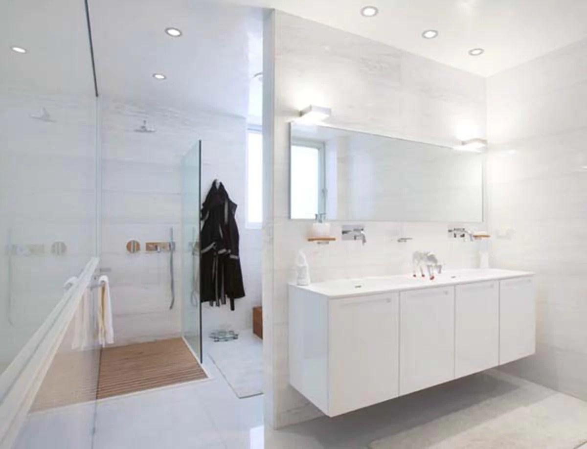 White Bathroom Ideas - Terrys Fabrics's Blog on White Bathroom Design Ideas  id=30658