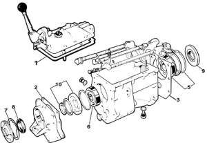 SealsGasketsCase Bearings: Terrys Jaguar Parts