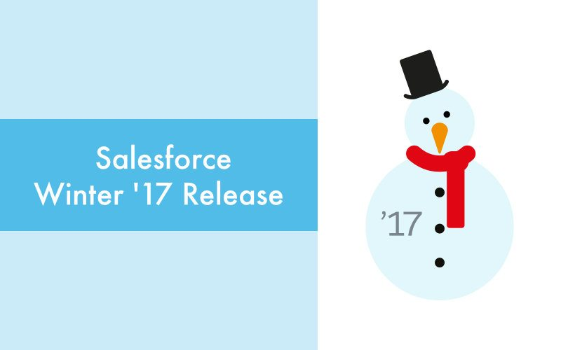 salesforce winter '17
