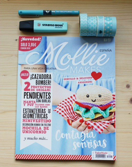 revista mollie makes