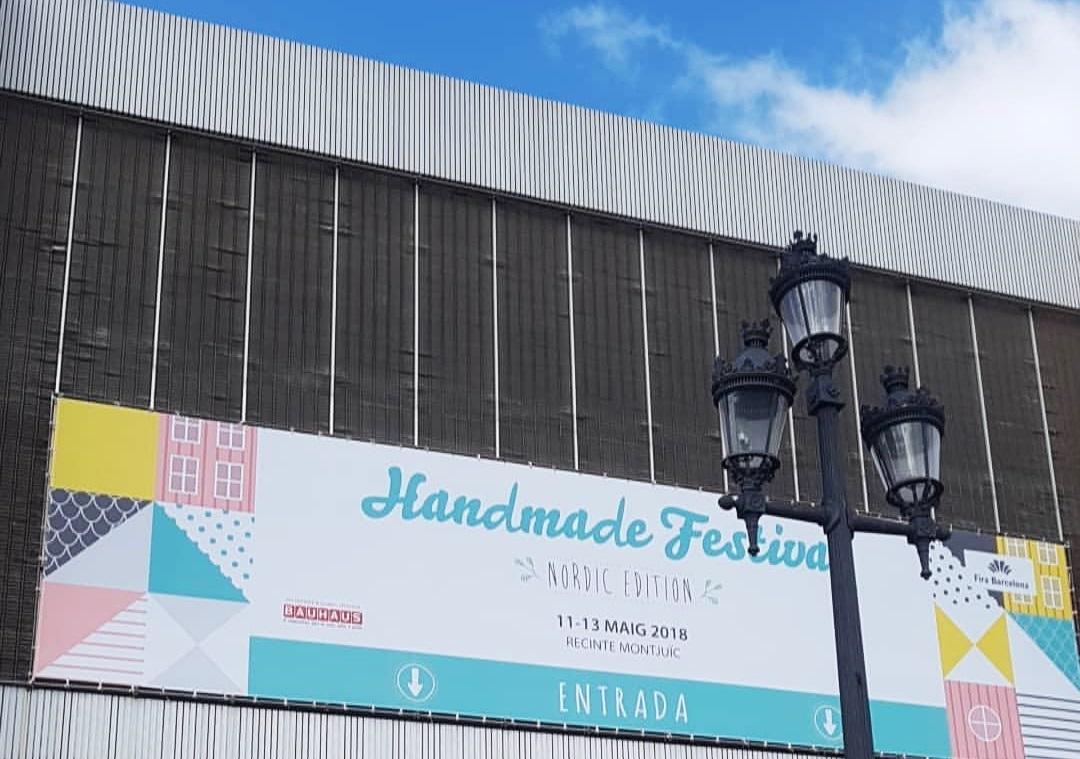 Handmade Festival 2018: Experiencia y haul de compras!