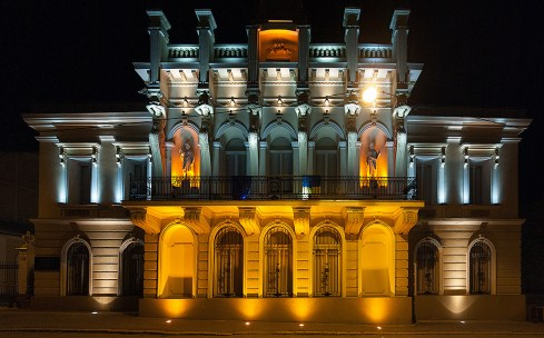 Romania - Iasi - City library