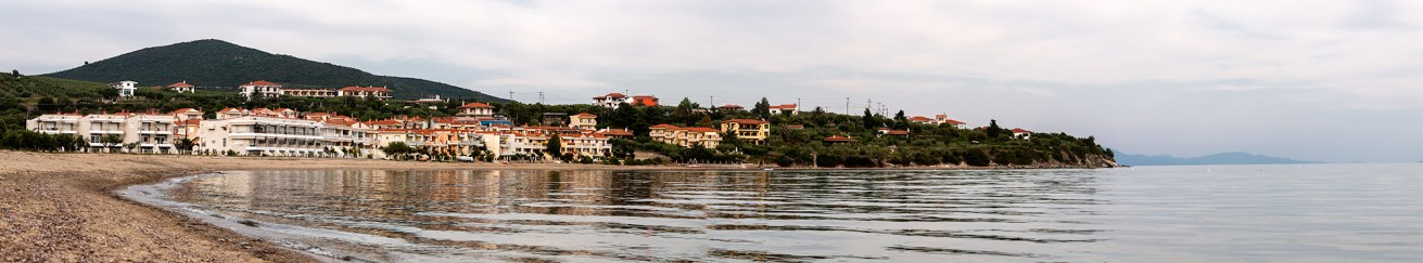 Greece - Sithonia - Tourist resort