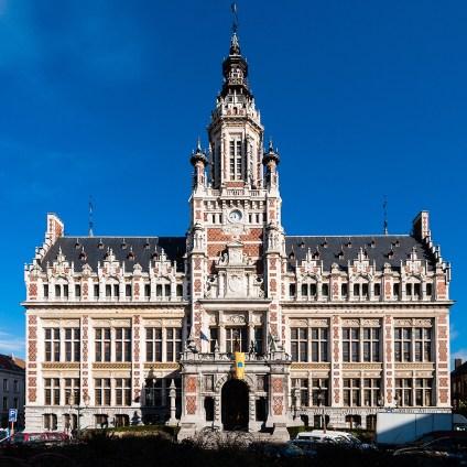 Belgium - Brussels - Hotel de ville