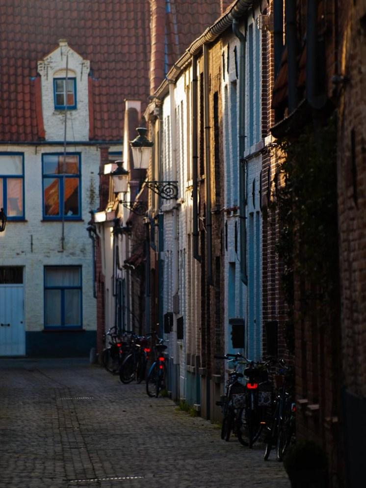 Belgium - Ghent Street