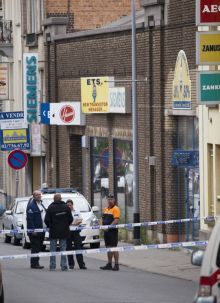 Brussels - Murder Attempt