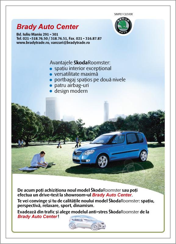 Skoda - Dealer Ad