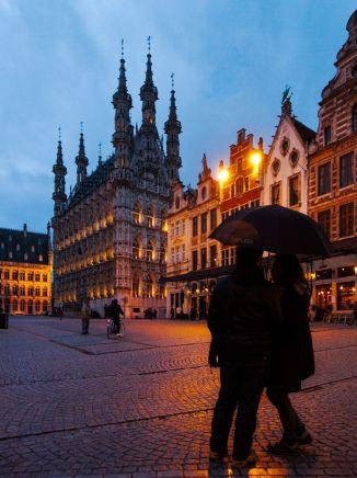 Louvain, Belgium