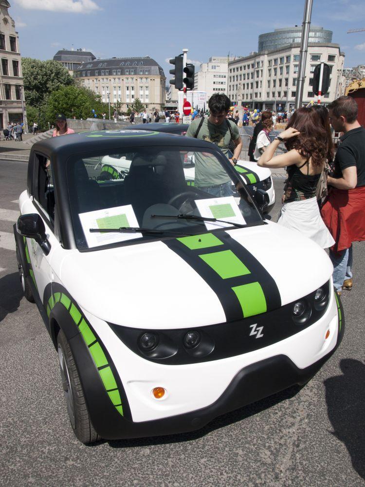 Zen - electric car