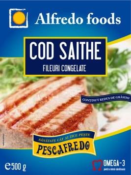 Alfredo - Cod Saithe