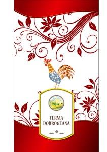 Ferma Dobrogeana - whole chicken pack