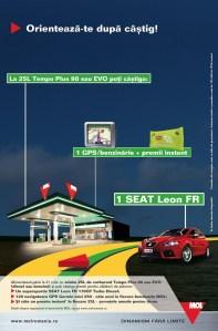 Mol - Seat Leon promo campaign