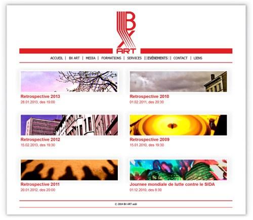 BX Art - events