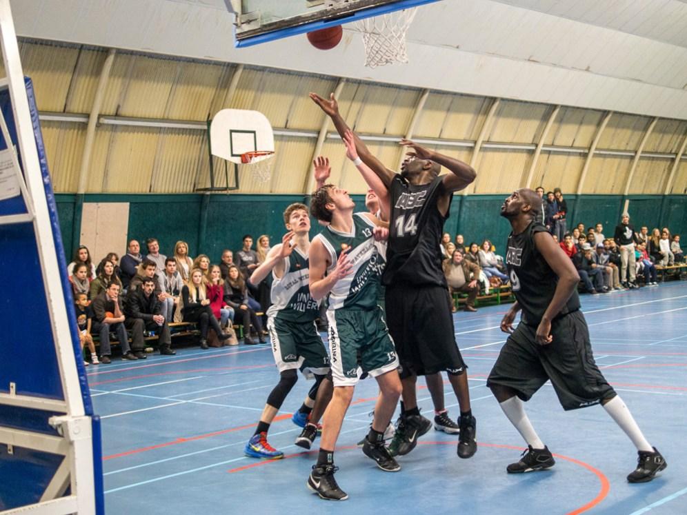 La Capitale - photo - Cristian Samoila, Sport, Basket, Waterloo