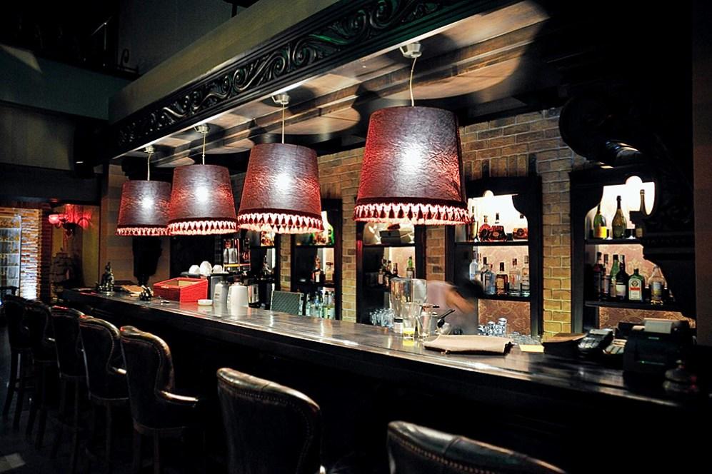 Romania - The Brick Restaurant