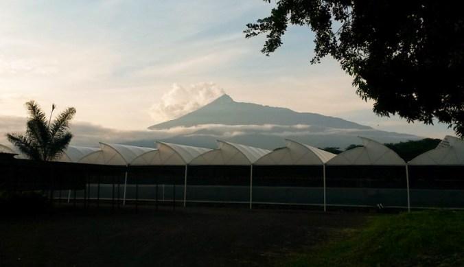 Mount Meru in volle glorie