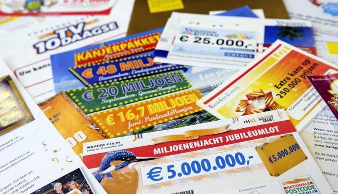 Lot uit de loterij