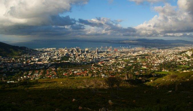 Metropool Kaapstad in Zuid-Afrika op weg naar Day Zero