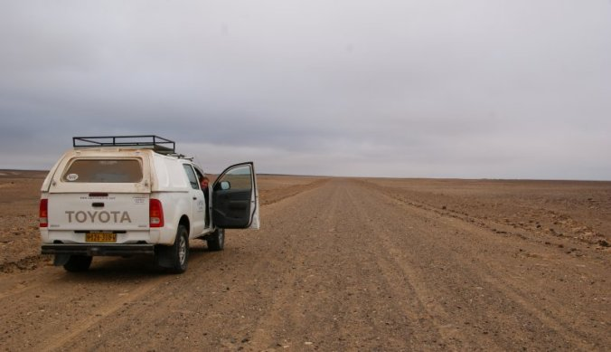 Self drive in Namibie