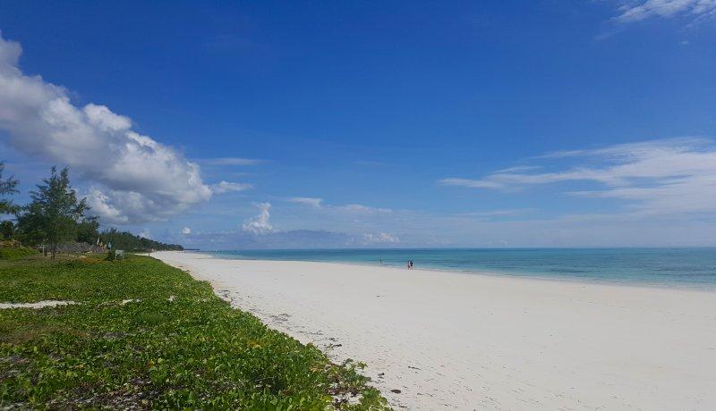 Einde van de zomer op Zanzibar