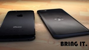 iphone 5 vs blackberry z10